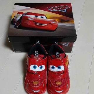 Disney - カーズ 靴 16センチ