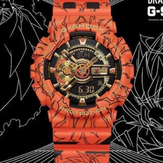 G-SHOCK GA-110JDB-1A4JR ドラゴンボール(腕時計(デジタル))