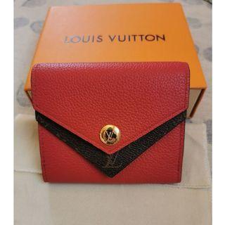 ルイヴィトン(LOUIS VUITTON)のルイヴィトンポルトフォイユ・ドゥブルVコンパクト(財布)