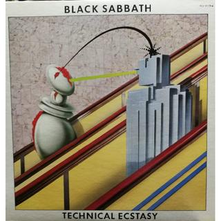 【廃盤LP】Black Sabbath / Technical Ecstasy(その他)