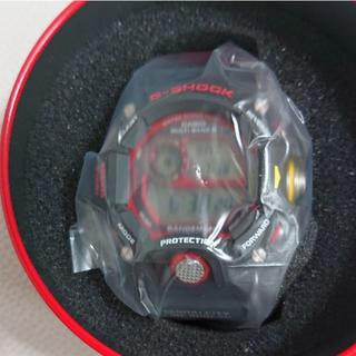 ジーショック(G-SHOCK)のカシオ G-SHOCK 緊急消防援助隊コラボ GW-9400NFST-1AJR(腕時計(デジタル))