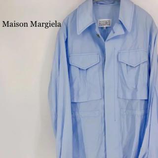 マルタンマルジェラ(Maison Martin Margiela)のMaison Margiela sport jacket 19ss(シャツ)