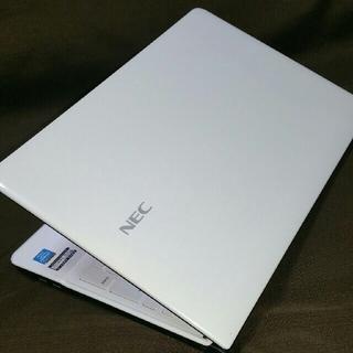 NEC - 高スペック/爆速4コア/第3世代i7/SSD/LaVie/ノートパソコン