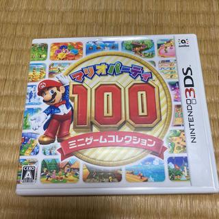 ニンテンドー3DS - マリオパーティ100 ミニゲームコレクション 3DS Nintendo