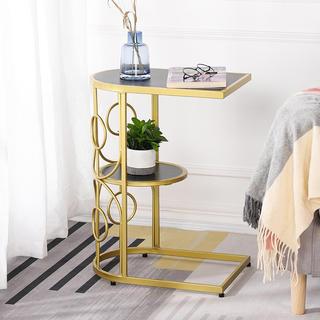寝室用テーブル 飾り台 ローテーブル センターテーブル 高級大理石テーブル(ローテーブル)