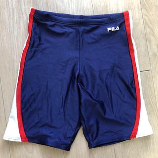 フィラ(FILA)のFILA  スイムパンツ/スクール水着インナーパンツ付き(水着)