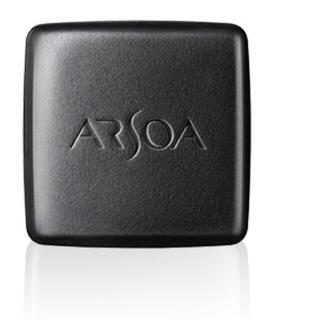 アルソア(ARSOA)のアルソア クイーンシルバー 石鹸 135g サンプル1つプレゼント(洗顔料)