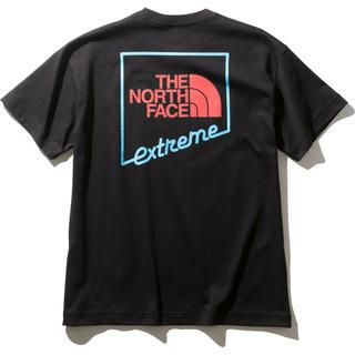 THE NORTH FACE - ノースフェイス ショートスリーブ エクストリームティー Tシャツ ブラック L