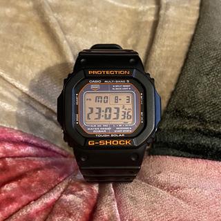 ジーショック(G-SHOCK)の【美品】CASIO G-SHOCK Gショック GW-M5600R 時計(腕時計(デジタル))