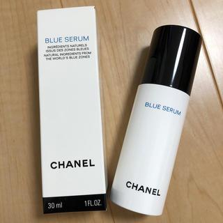 CHANEL - CHANEL BLUE SERUM ブルーセラム 新品未使用