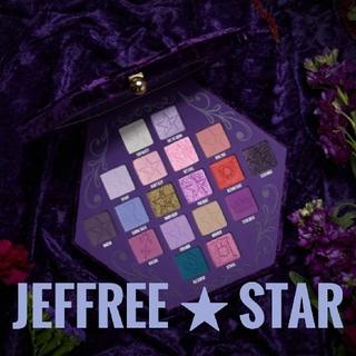 Sephora - Jeffree ★ Star Blood Lust アイシャドウパレット