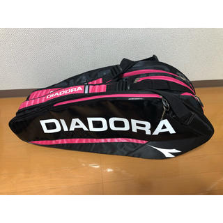ディアドラ(DIADORA)のディアドラ(DIADORA) テニス ラケットバッグ(バッグ)