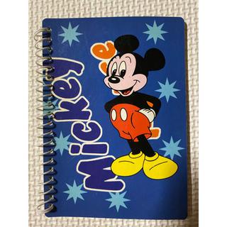 ミッキーマウス(ミッキーマウス)のミッキー メモ帳(キャラクターグッズ)