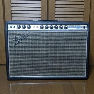 フェンダー(Fender)の1968 Vintage Fender Deluxe Reverb 銀パネ(ギターアンプ)