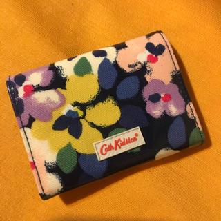 Cath Kidston - 【未使用・新品】キャスキッドソン カードホルダー カードケース パスケース 花柄
