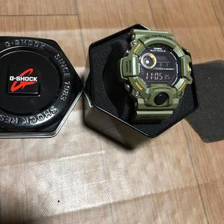 ジーショック(G-SHOCK)のG-SHOCK レンジマン GW-9400-3CR (腕時計(デジタル))