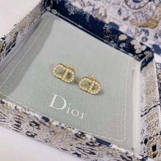 Dior  ピアス