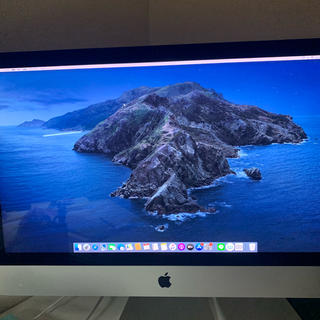 マック(Mac (Apple))のiMac (Retina 5K, 27-inch, Late 2015)(デスクトップ型PC)