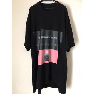 ユリウス(JULIUS)のNILøS(ニルズ) グラフィックビックTシャツ(Tシャツ/カットソー(半袖/袖なし))