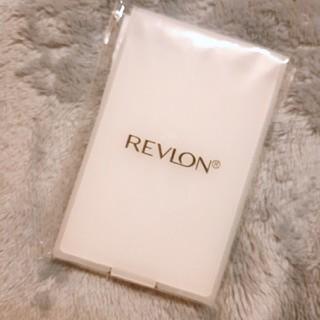 レブロン(REVLON)の新品♡レブロンUVチェックミラー(ミラー)
