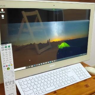 SONY - VAIOデスクトップパソコン PC