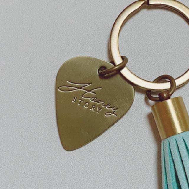 AAA(トリプルエー)の【完売商品】ハニスト  フリンジキーチェーン キーホルダー レディースのファッション小物(キーホルダー)の商品写真