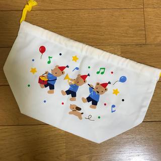 ファミリア(familiar)の新品 ファミリア お弁当袋 巾着袋(弁当用品)