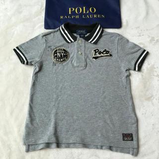 Ralph Lauren - ラルフローレン ポロシャツ  110 4T バスケットボール NY