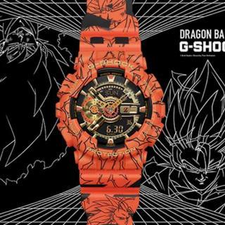ジーショック(G-SHOCK)のドラゴンボール×G-SHOCK コラボ(腕時計(デジタル))
