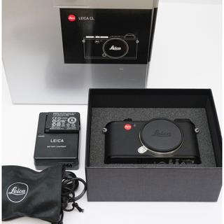 LEICA - leica cl 6月購入品 美品