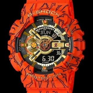 ジーショック(G-SHOCK)の新品未開封 G-SHOCK ドラゴンボールZ(腕時計(デジタル))