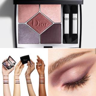 Dior - ディオールサンククルールクチュール769チュチュ限定色新品未使用アイシャドウ