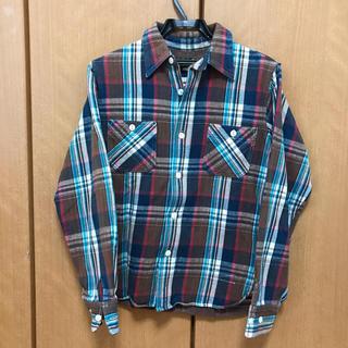 フェローズ(PHERROW'S)の好配色 クッシュマン チェックシャツ ネルシャツ(シャツ)