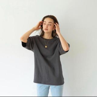 シールームリン(SeaRoomlynn)のsearoomlynn コットン2FACE LOOSE-T(Tシャツ(半袖/袖なし))