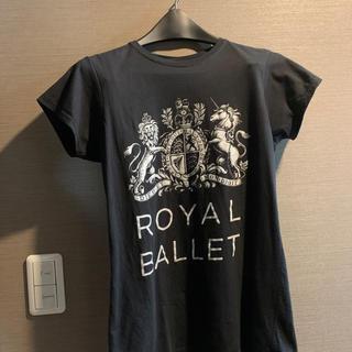 チャコット(CHACOTT)のロイヤルバレエ Tシャツ Mサイズ(ダンス/バレエ)