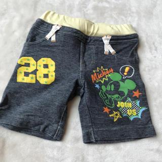 ディズニー(Disney)のディズニーリゾート ミッキー ズボン パンツ 80 12M (パンツ)