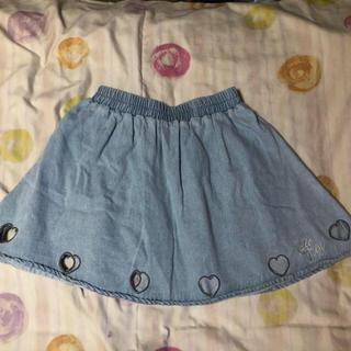 ピンクラテ(PINK-latte)のピンクラテ スカートS/160(スカート)