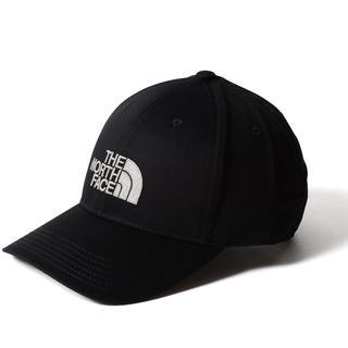 THE NORTH FACE - ノースフェイス ロゴ キャップ 帽子 ブラック