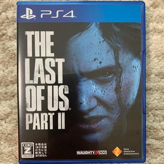 ソニー(SONY)のThe Last of Us Part II(ラスト・オブ・アス2)(家庭用ゲームソフト)