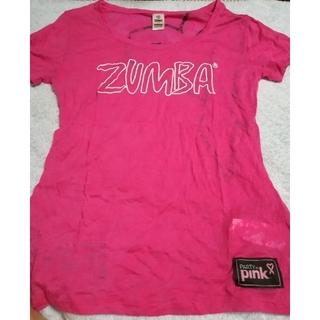 ズンバ(Zumba)のズンバ 半袖シャツ(ダンス/バレエ)