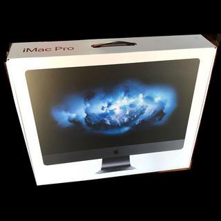 マック(Mac (Apple))のiMac Pro(デスクトップ型PC)