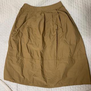 ムジルシリョウヒン(MUJI (無印良品))の無印良品 スカート Sサイズ(ひざ丈スカート)