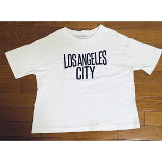 バックナンバー(BACK NUMBER)のBACK NUMBER ビッグシルエットT(Tシャツ(半袖/袖なし))