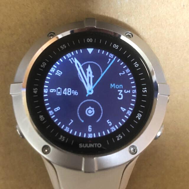 SUUNTO(スント)のsuunto SPARTAN TRAINER WRIST HR 一部破損あり メンズの時計(腕時計(デジタル))の商品写真