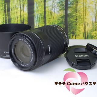 Canon - キヤノン EF-S 55-250㎜ IS STM☆新型望遠レンズ☆1028-2