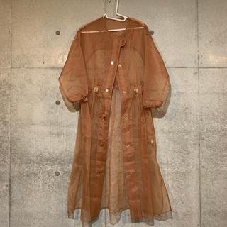littlesuzie シースルードレスジャケット