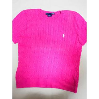 ラルフローレン(Ralph Lauren)のRalph Lauren sport 半袖セーター(ニット/セーター)