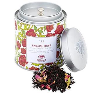 イギリス🇬🇧紅茶 Whittard ウイッタード イングリッシュローズティー(茶)