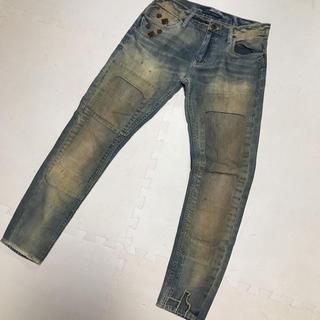 ラルフローレン(Ralph Lauren)の美品◆レア品◆ラルフローレンビンテージ加工デニム 26ジーンズ(デニム/ジーンズ)