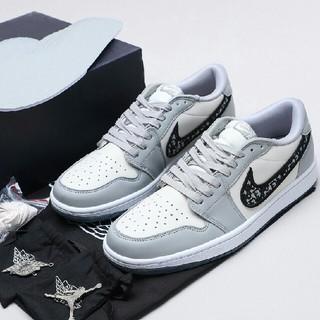 Dior - Dior x Nike Air Jordan 1 Low エア ジョーダン